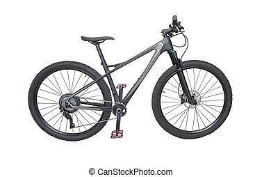 Cross-country bicycle