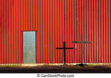 Cross Doorway