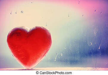 Cross-Process Winter Heart