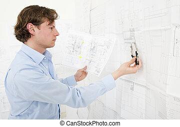 Cross referencing technicasl drawings - Engineer cross...