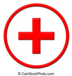 Cross sign