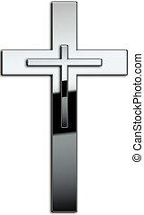 Cross - A cross as symbol