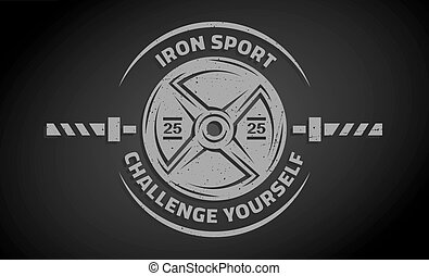 Cross Training. Disk weight and barbell. - Cross Training ...