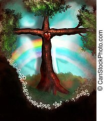 Cross Tree