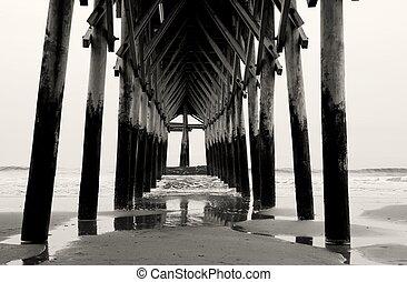 Cross Under The Boardwalk