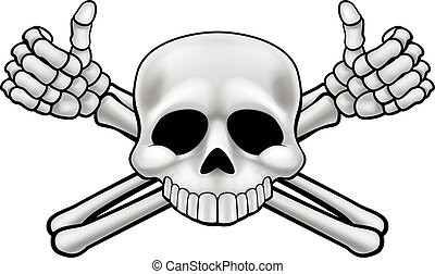 crossbones cranio