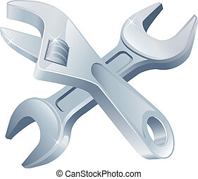 Crossed spanners tools