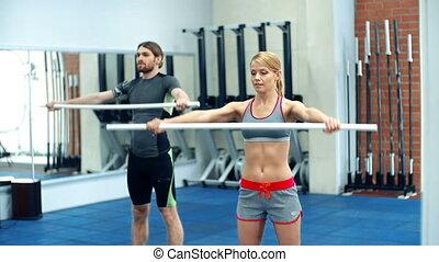 crossfit, allenamento