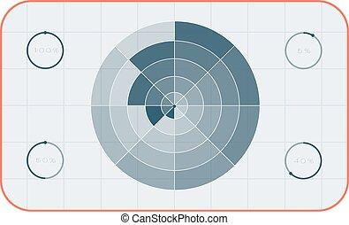Crosshair target symbol success aim circler. - Crosshair...