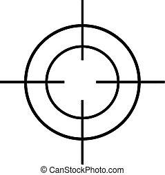 Crosshair thin