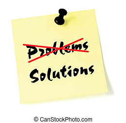Crossing Out Problems - Crossing out problems, writing...