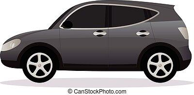 crossover car body type