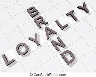 Crossword Brand Loyalty