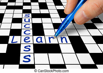 Crossword - Learn and Success