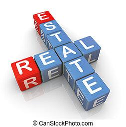 Crossword of real estate
