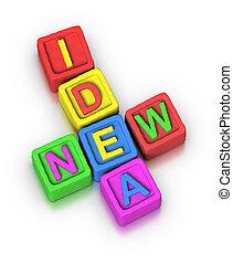 Crossword Puzzle : NEW IDEA