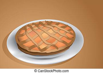 crostata, tarte