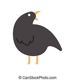 Crow Flat illustration