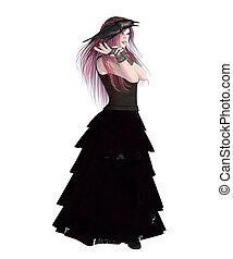 Crow Lady