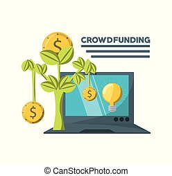 crowdfunding business financial company support