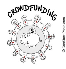 crowdfunding - I have a new business project. Crowdfunding ...