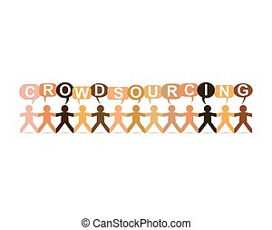 Crowdsourcing Paper People Speech - Crowdsourcing word in ...