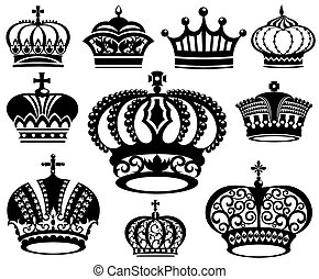 Crown collection - Crown set