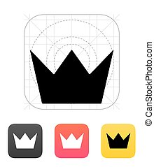 Crown King icon.