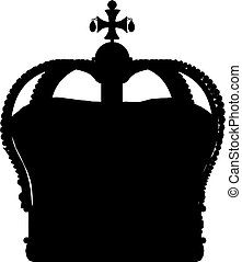crown king vetcor silhouette