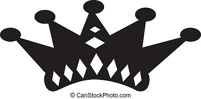 Crown Vector Clip Art