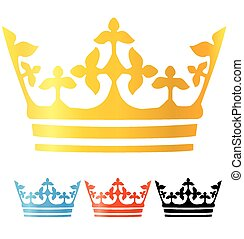 Crowns collection.
