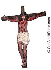 crucifié, jésus