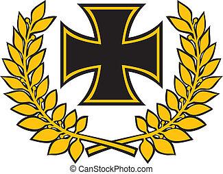 crucifixos, ferro