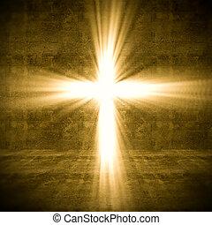 crucifixos, luz