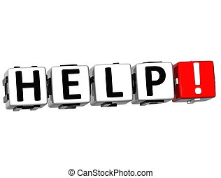 cruciverba, aiuto, 3d