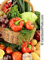 crudità verdure crude