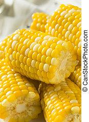 crudo, granaglie, cobb, giallo