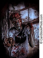 cruel, zombi