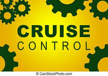CRUISE CONTROL concept