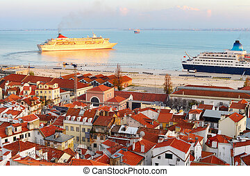 Cruise to Portugal