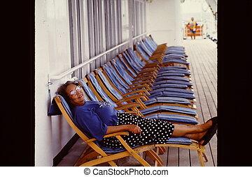 Cruise vacation.