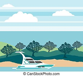 Cruizer Boat