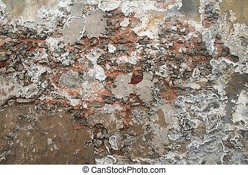 Crumbling Wall Texture