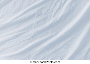 bed sheets texture. Crumpled Bed Sheets Texture As Background E