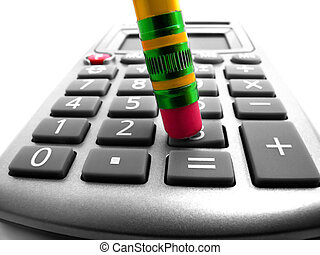 Crunching the numbers on Calculator
