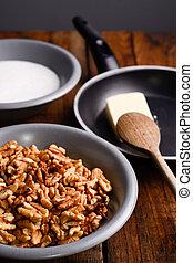 crunchy walnuts ingredients