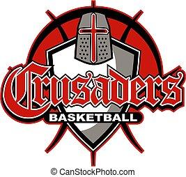crusaders basketball