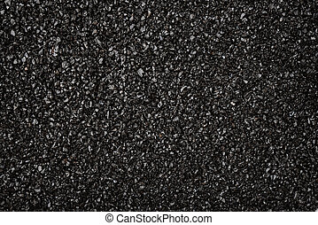 Crushed anthracite - Background of crushed anthracite...