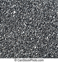Crushed anthracite filtration media for water purification...