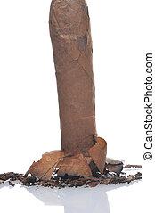 Crushed Cigar